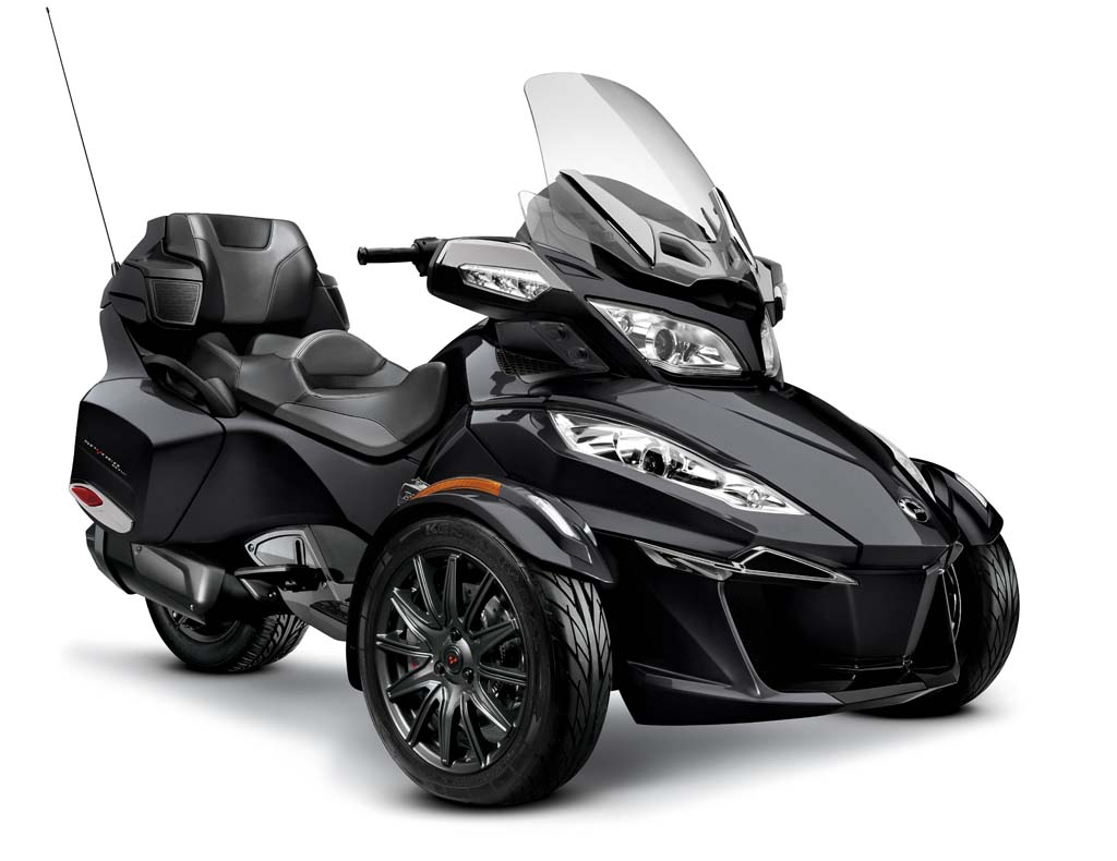 Pre-owned 2021 Can-Am Spyder RT Limited Chrome in Oakville
