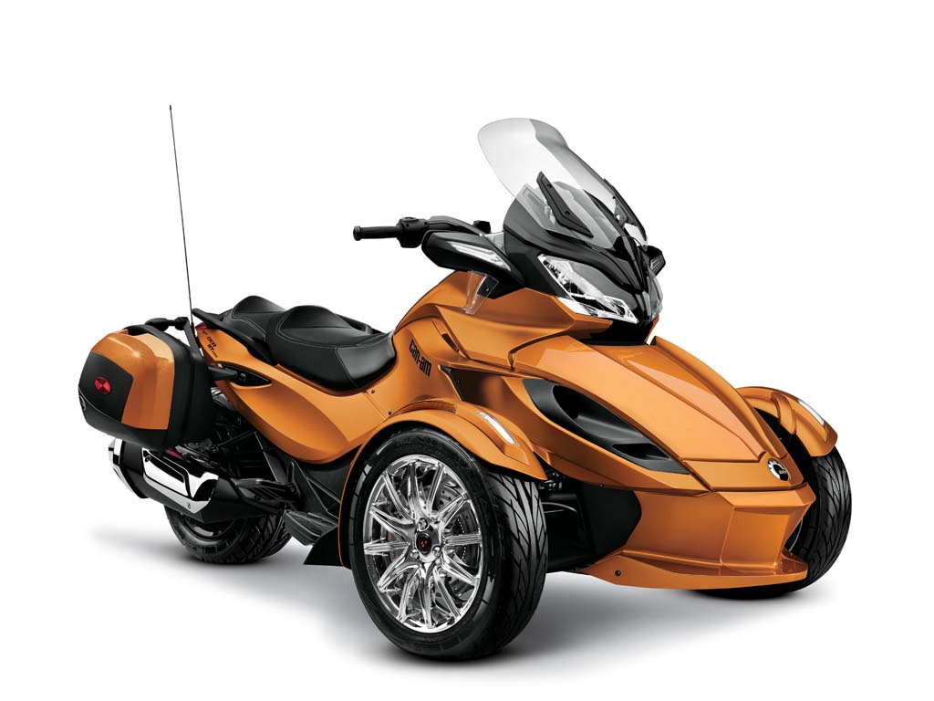 Honda 4 Wheeler Dealers 2014 Can-Am Spyder Review