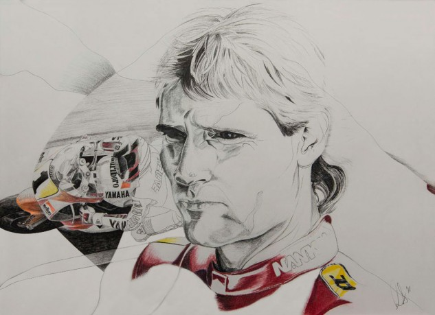 Alex Wakefield Wayne Rainey
