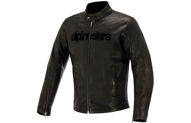 Alpinestars Huntsman Leather Jacket
