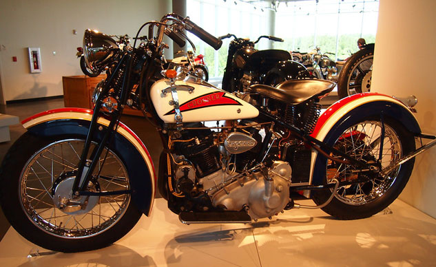 Barber Museum 1938 Crocker