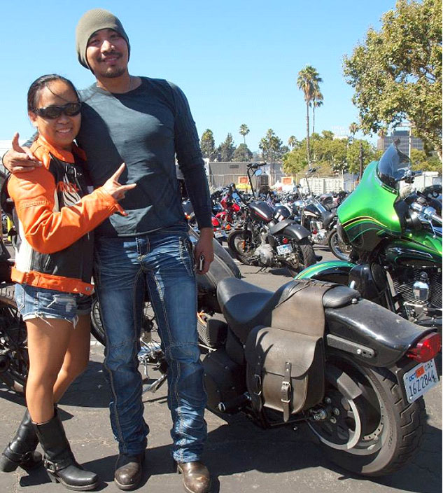 b5786fdcbe6 Sons of Anarchy Third Annual Boot Ride & Rally