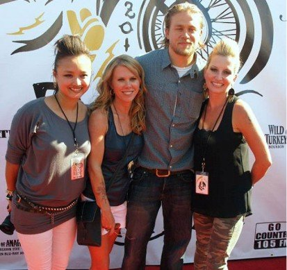 Jax Teller Red Carpet Boot Ride