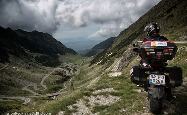Transfagarasan Mission Red Planet