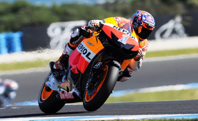 Retired MotoGP Champion and Australian native Casey Stoner will be at Phillip Island.