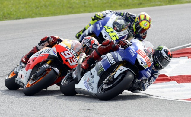 Jorge Lorenzo needs more than just a win. He'll need the wonder rookie Marquez to make a mistake.