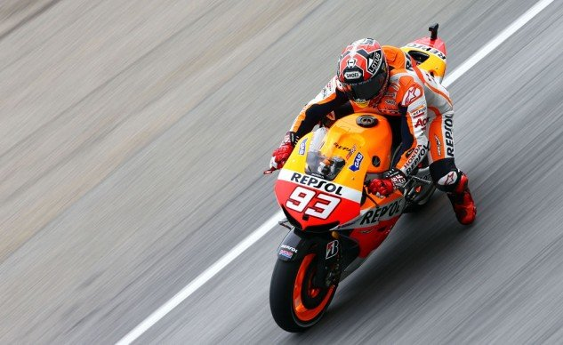 Marc Marquez has exceeded all expectations this season.