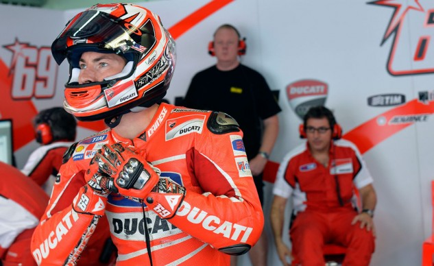 "Nicky Hayden departs Ducati just as the team undergoes another management shake-up, bringing in former Aprilia man Luigi ""Gigi"" Dall'Igna."