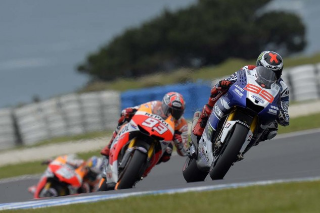 Jorge Lorenzo still has a difficult challenge ahead of him, trying to catch Marc Marquez with an 18-point deficit.