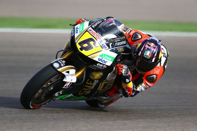 Stefan Bradl's health will have an impact on the final standings.