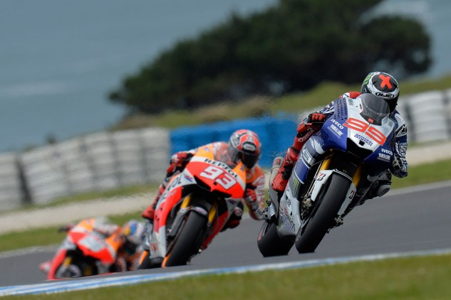 Jorge Lorenzo trails Marc Marquez by 18 points, a daunting challenge to overcome but not impossible.