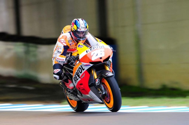 As good as he has been this year, Dani Pedrosa will once again fall short in his quest to win a MotoGP championship.