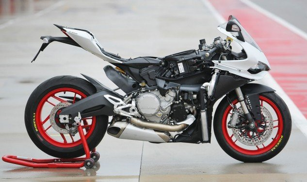 2014 Ducati 899 Panigale Stripped