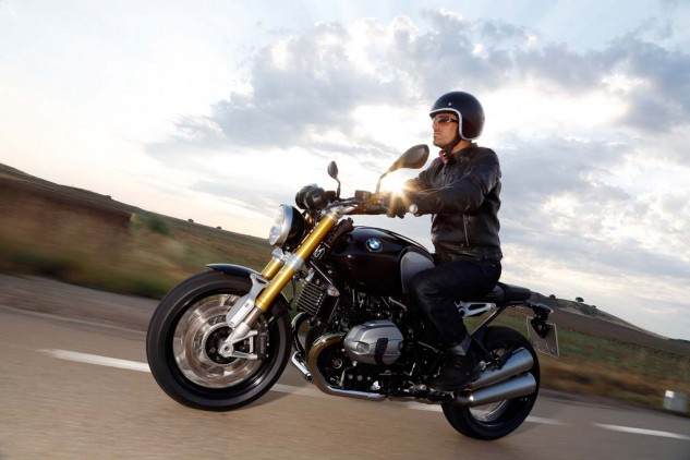 Call it elemental motorcycling: Classic styling and a classic riding position, the nineT takes a state-of-the-art path back to the company's roots.