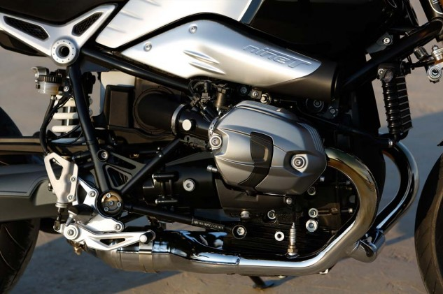 Contrary to what we thought when the liquid-cooled Boxer engine was put in the R1200GS, BMW officials say that the air/oil-cooled mill will be sticking around for a while in non-high-performance applications.