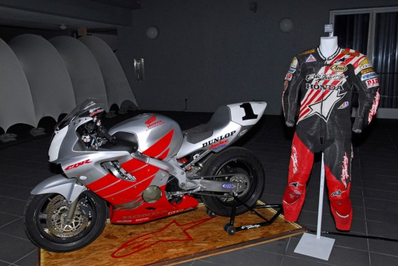 Alpinestars Nicky Hayden Display