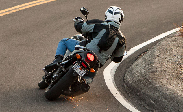 Motorcycle  Cornering Techniques