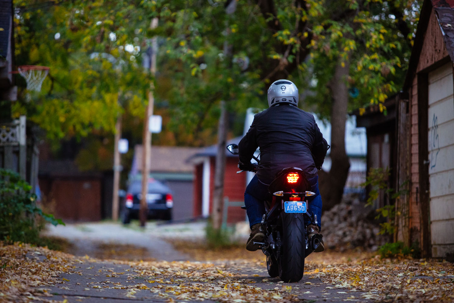 Motorcycle Dealers Toronto >> Motorcycle Riding in Toronto