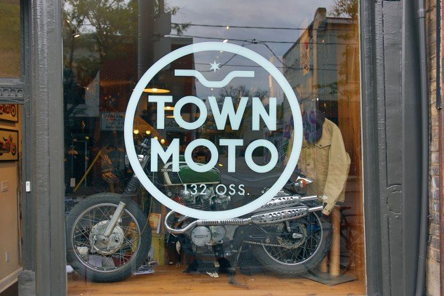 Town Moto Toronto Motorcycle Shop