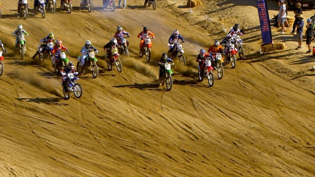 Dirt riding and family involvement in motorcycling are emphasized in Why We Ride. The annual Day in the Dirt event is a festival of both family and off-road bikes.