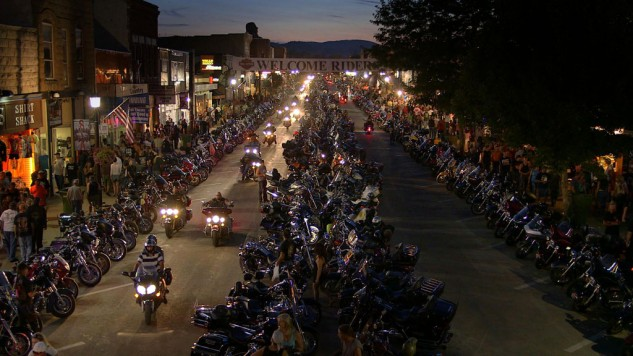 When it comes to a gathering of the tribe, nothing compares to Sturgis.