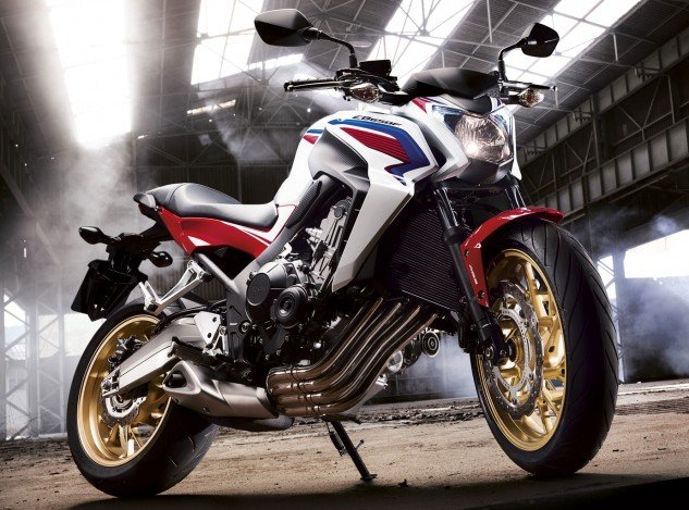 2014 Honda CB650F Beauty