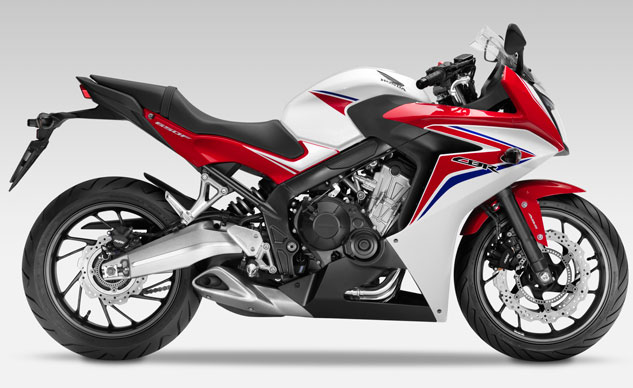 2014 Honda CBR650F Feature