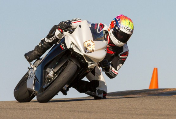 2014 MV Agusta F3 800 Action Front