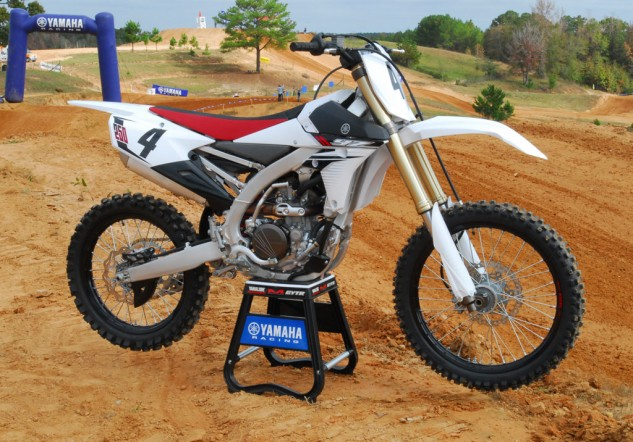 2014 Yamaha YZ250F Beauty