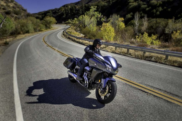 Honda continues its efforts to grow the motorcycle market. The CTX1300 is the latest bike in the Comfort Technology eXperience line hoping to lure people with the call of the open road.
