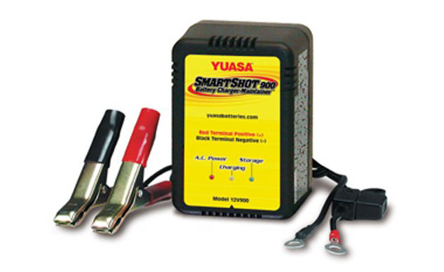 Yusa Smart Shot Charger