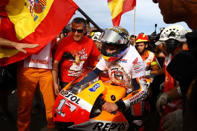 MOTORSPORT - MotoGP, GP of Valencia