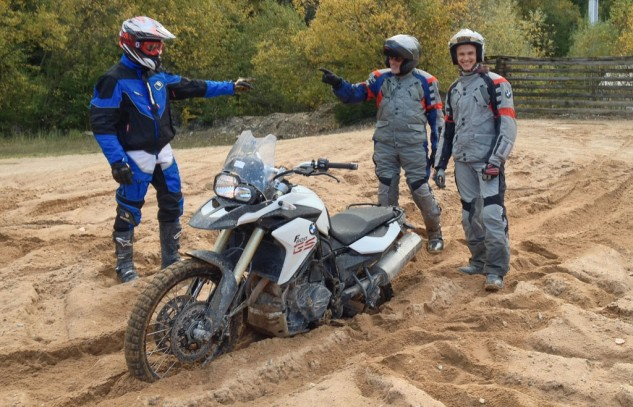Off-Road Motorcycling Mishaps