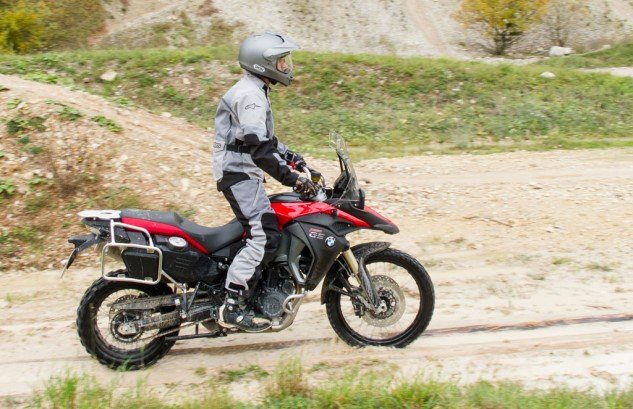 Off-Road Riding Skills Improving