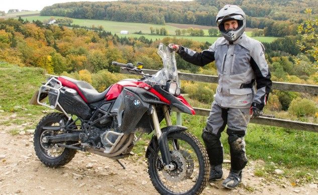 BMW Off-Road Training Complete