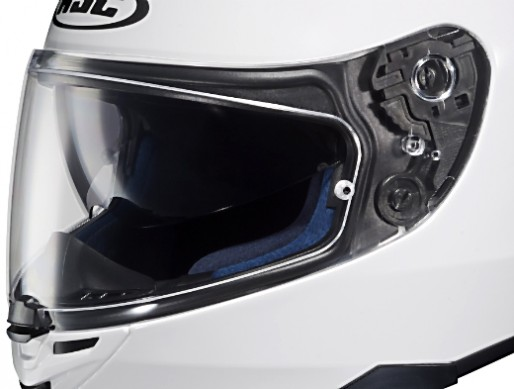 HJC IS-17 Solid White Visor