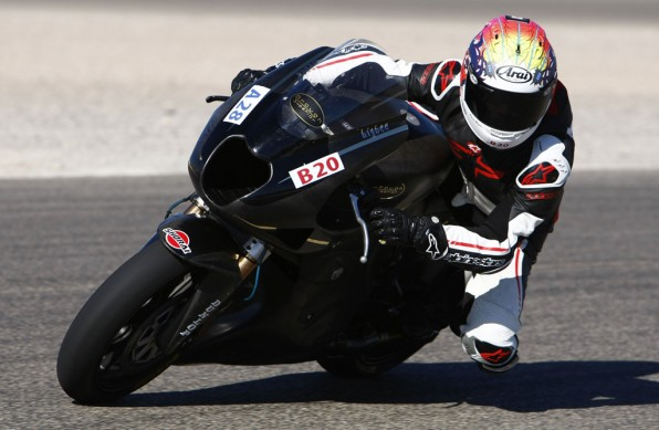 Taylormade Moto2 Racer Action