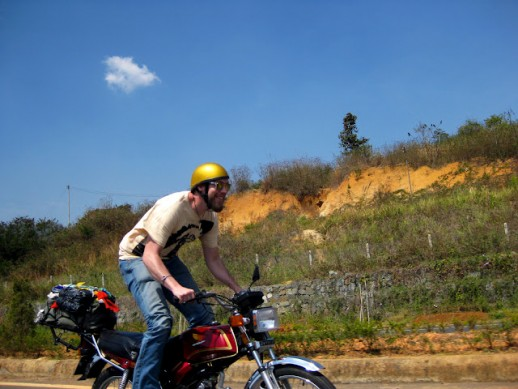 Vietnam-Motorcycling-Fun-With-New-Motorcycle