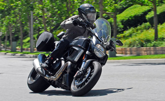 2013 Ducati Diavel Strada Feature