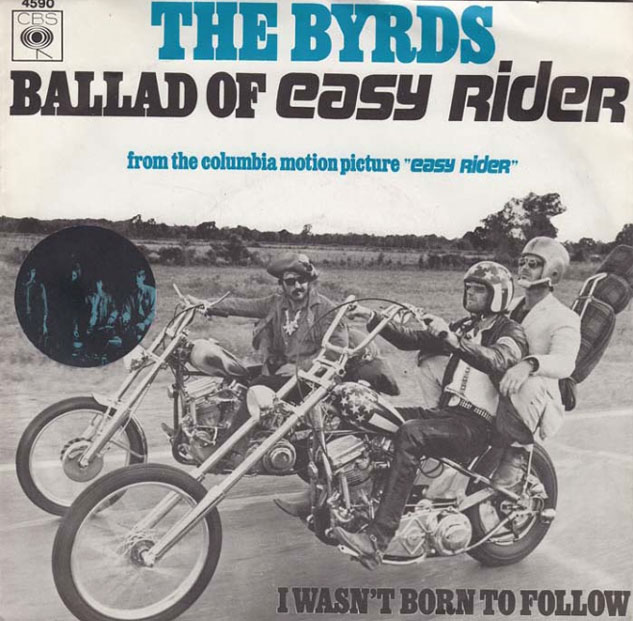 Byrds Wasn't Born To Follow