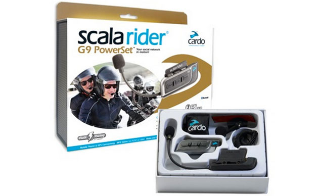 Motorcycle Cardo Scala Rider G9 Review Ninjette
