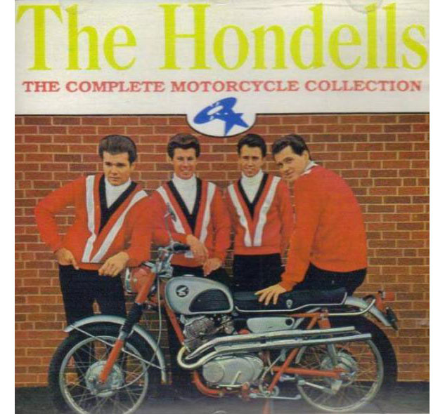 Hondells Little Honda