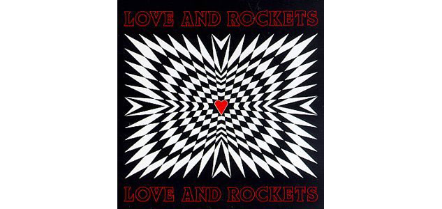 Love And Rockets Motorcycle