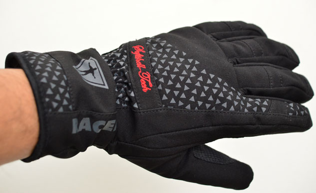 Racer Warm Up Gloves Feature