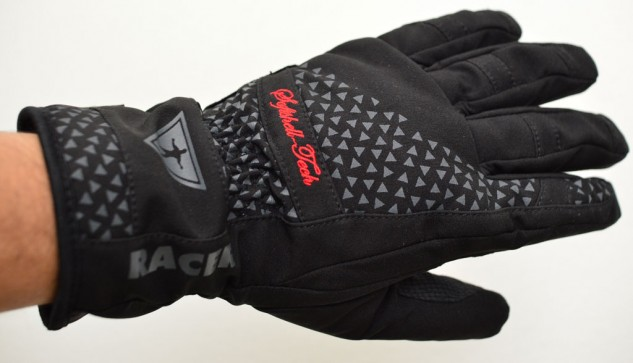 Racer Warm Up Gloves Top