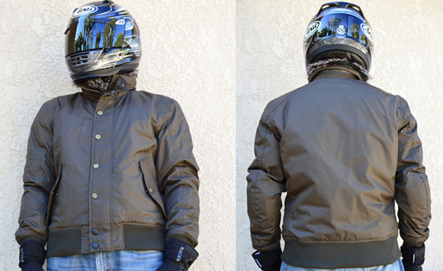 Rev'it Brera Jacket Feature