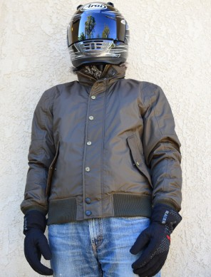 Rev'it Brera Jacket Front