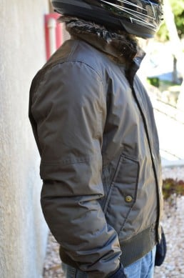 Rev'it Brera Jacket Side