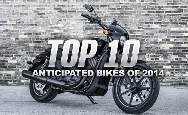 Top 10 Anticipated Bikes of 2014