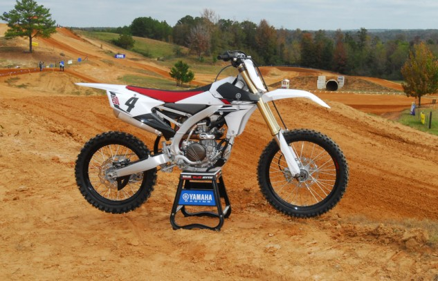 Yamaha YZ250 Monster Mountain